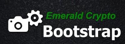 Emerald Crypto Bootstrap